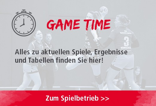 Game Time bei HSG