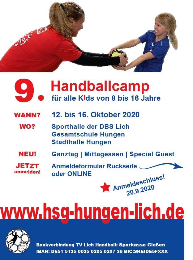 Flyer_Handballcamp2020_HSG_Hungen_Lich
