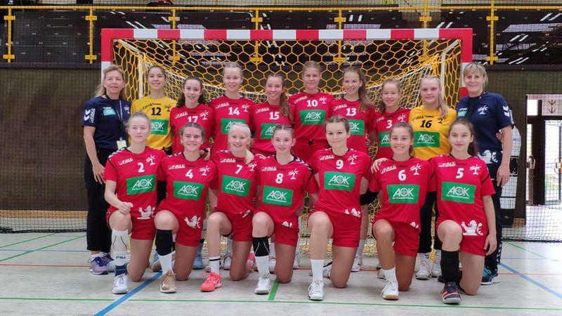 A-Jugend-Turnier mit der Hessenauswahl der weiblichen Jugend B