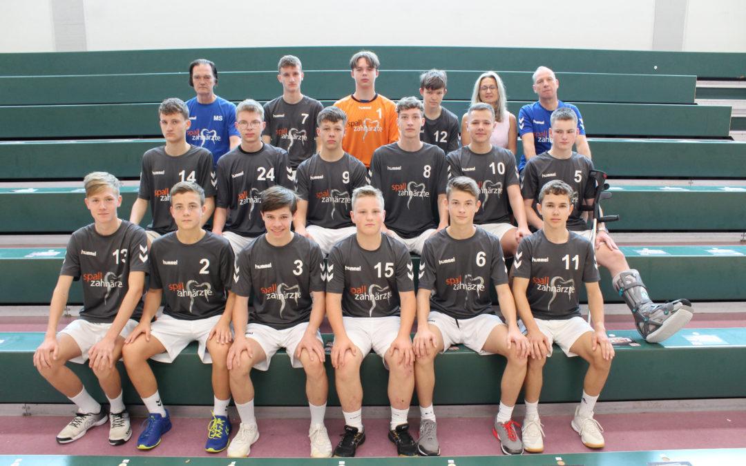 MJB: Erst Showdown in Pohlheim und dann Trainingslager in der Landessportschule Thüringen