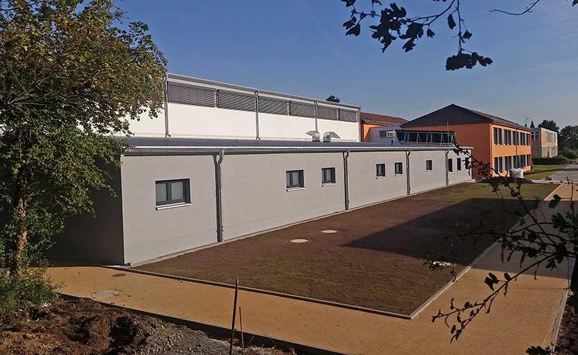 Sporthalle der Gesamtschule Hungen